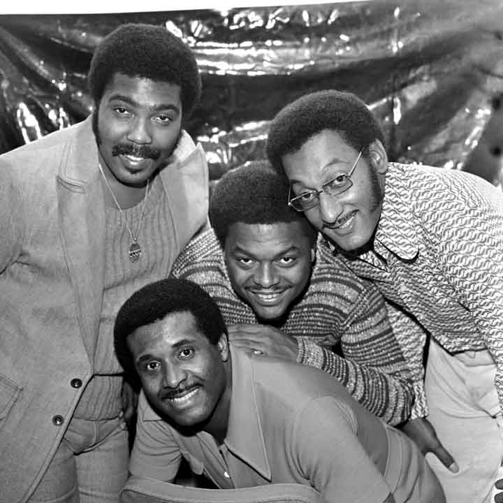 The Four Tops by Harry Goodwin