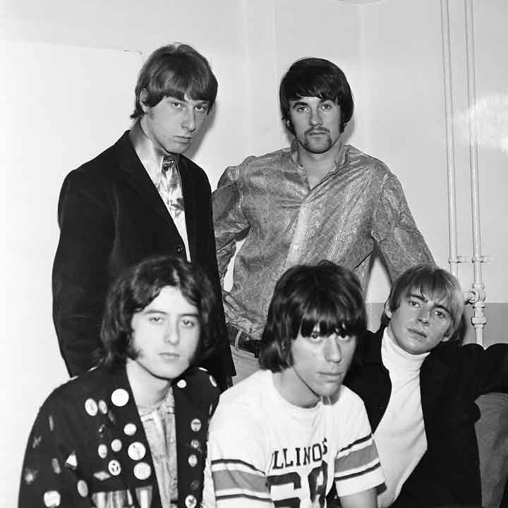 The Yardbirds by Harry Goodwin
