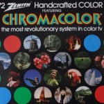 Chromacolor – Zenith Television Brochures