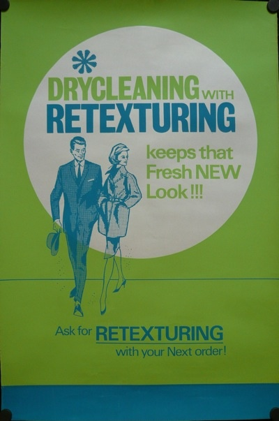 1960s Drycleaning