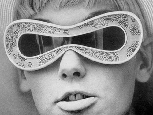 1960s Sunglass