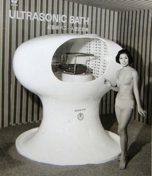1970 Ultrasonic Bath