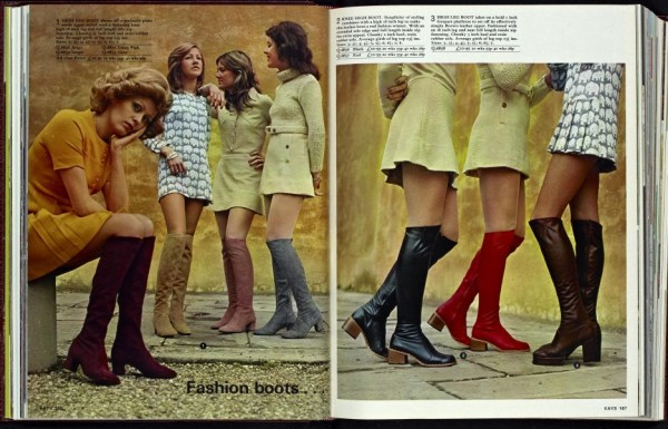 1970s Boots