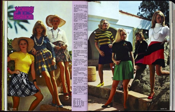 1970s Young Fashion