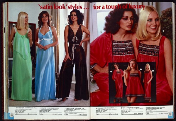 1977 Ladies Wear