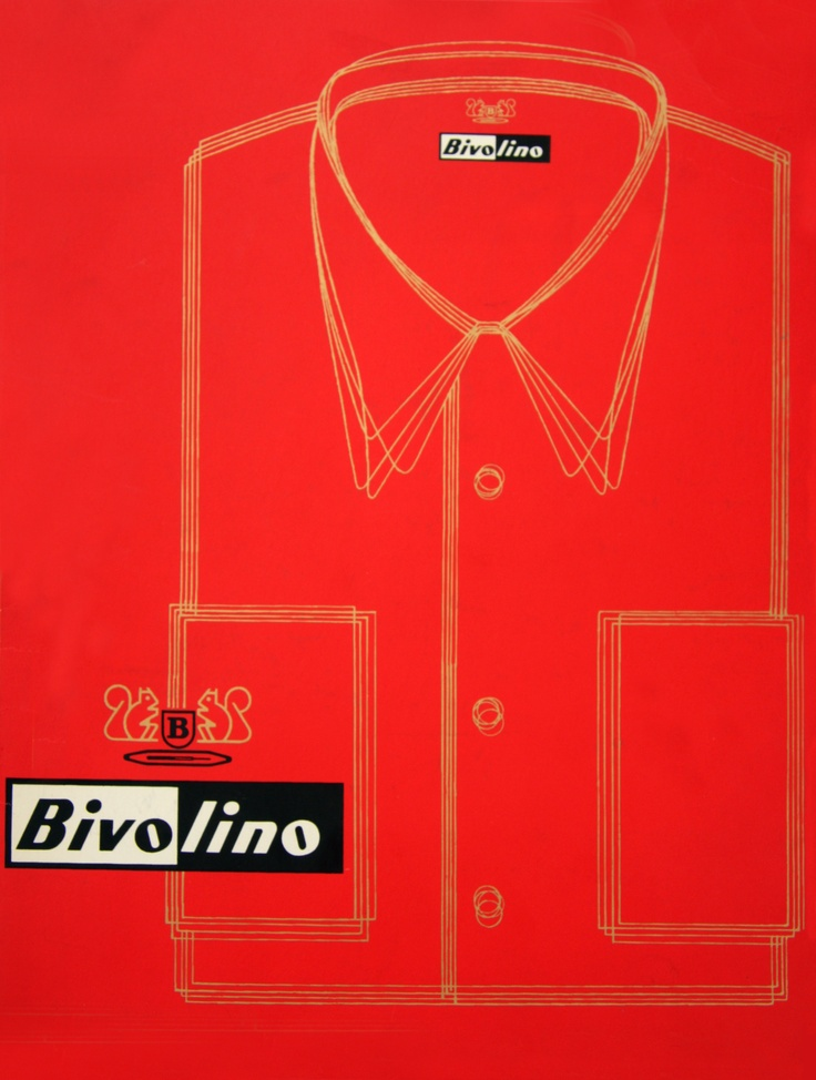 Bivolino Red Advert