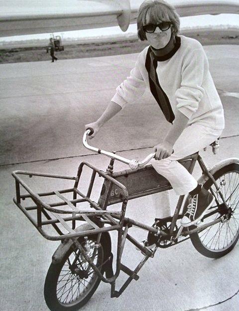 Brian Jones - Bike
