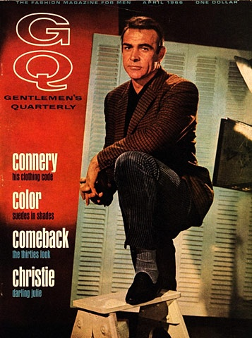 Gentlemen's Quarterly, April 1966