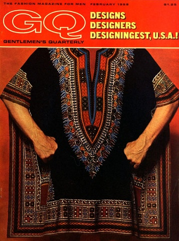 Gentlemen's Quarterly, February 1968