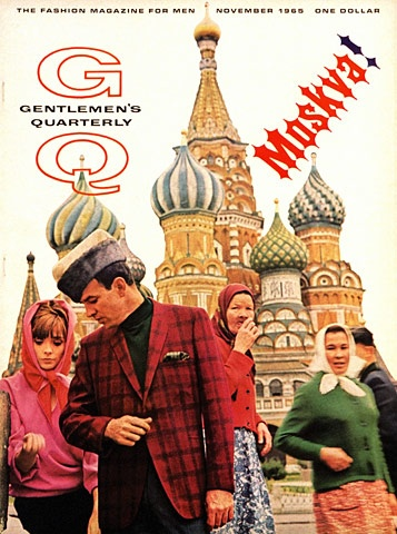 Gentlemen's Quarterly, November 1965