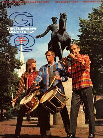 Gentlemen's Quarterly, November 1967