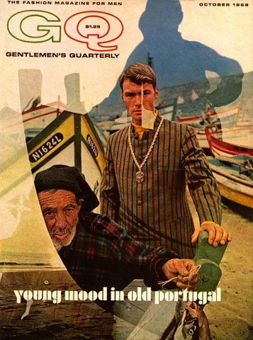 Gentlemen's Quarterly, October 1968