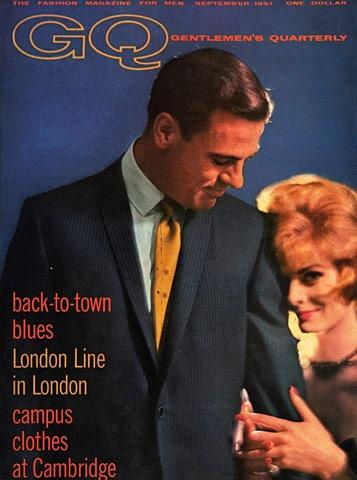 Gentlemen's Quarterly, September 1961