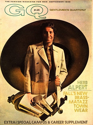 Gentlemen's Quarterly, September 1969