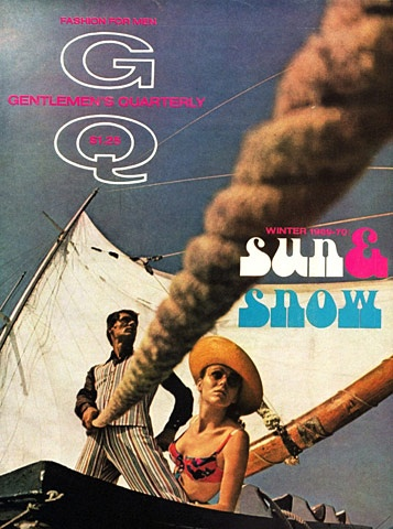 Gentlemen's Quarterly, Winter 1969-70