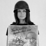 Gloria Steinem – Pop Art Protests