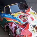 Pearl's Psychedelic Porsche – Janis Joplin's Car