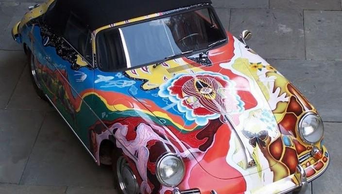 Janis Jolin Car