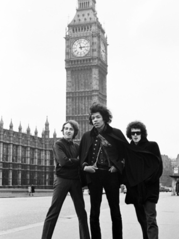 Jimi Hendrix Big Ben