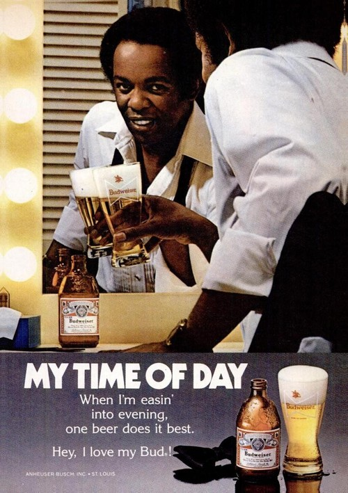 Lou Rawls Beer Advert