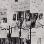 On The Hemline – Miniskirt Protests