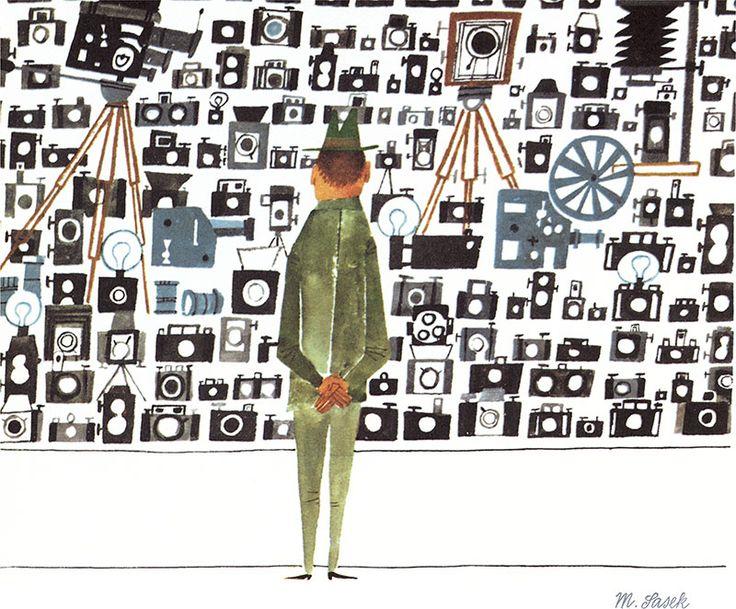 Miroslav Sasek - Cameras