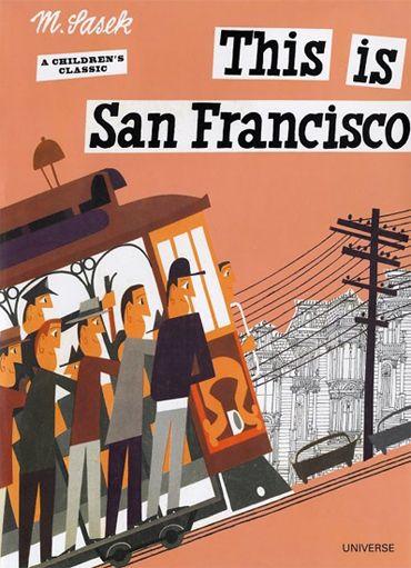 Miroslav Sasek - This is San Francisco