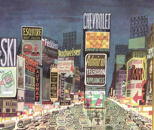 Miroslav Sasek - Time Square