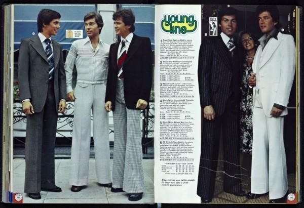 Suits 1970s