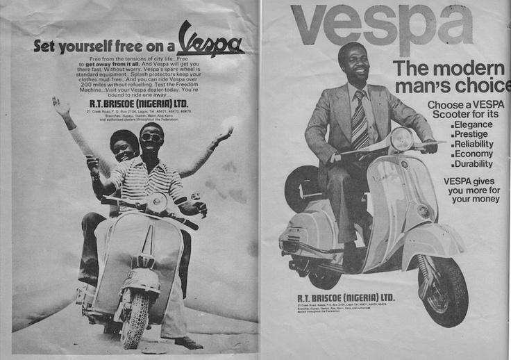 Vespa Nigeria