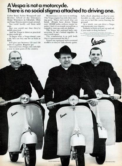 Vespa Vicars