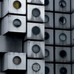 Nakagin Capsule Tower – Livin' Near the Ceiling