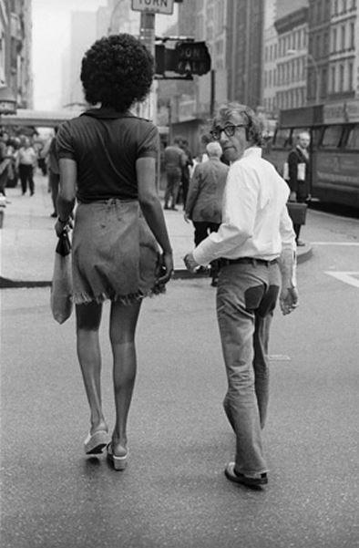 Tamara and Woody