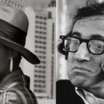 Woody Allen and Tamara Dobson