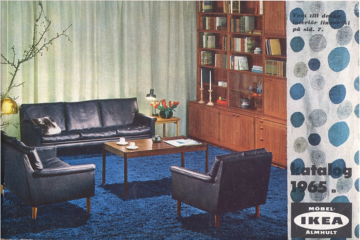 1965 ikea Catalogue