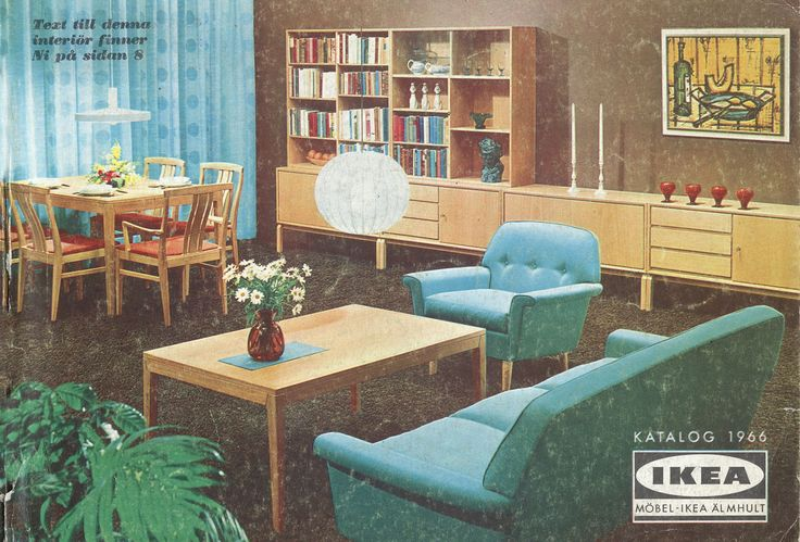 1966 Ikea Catalogue