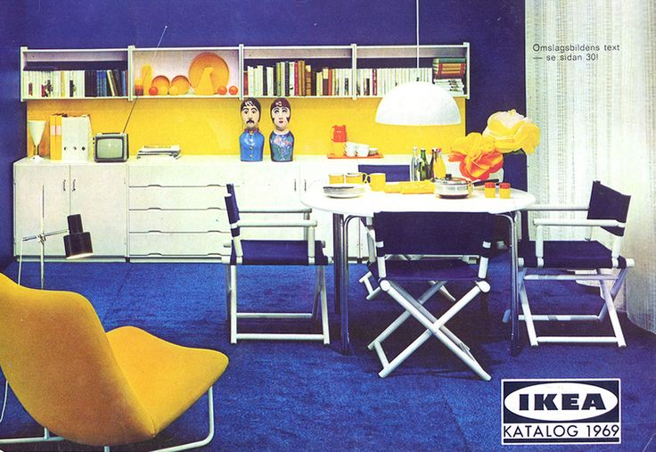 1969 Ikea Catalogue