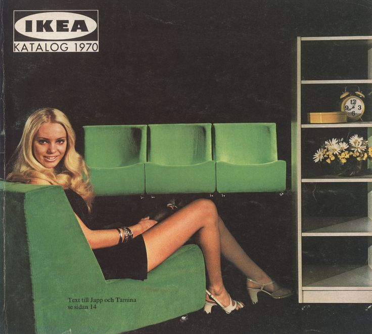 1970 Ikea Catalogue