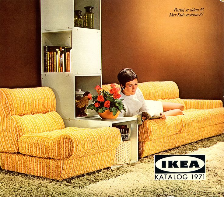 1971 Ikea Catalogue