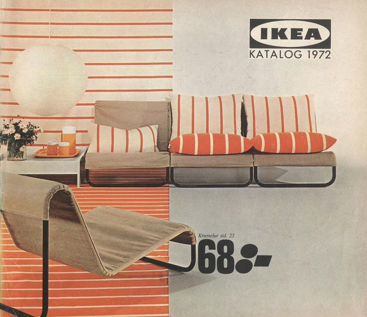 1972 Ikea Catalogue