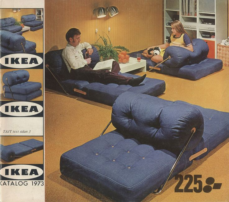 1973 Ikea Catalogue