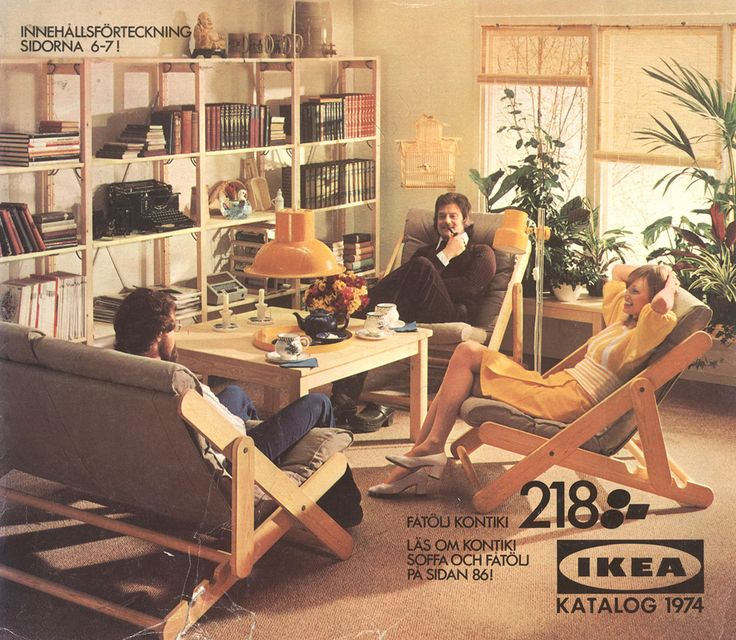 1974 Ikea Catalogues