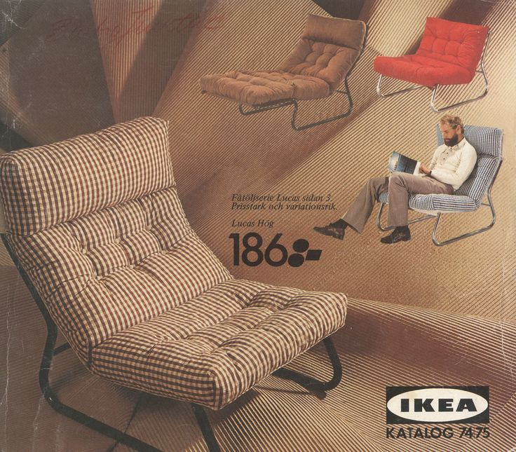 1975 Ikea Catalogue