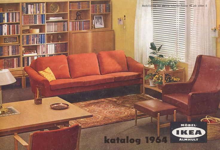 1964 Ikea Catalogue