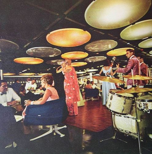 Bar Night Club 1960s
