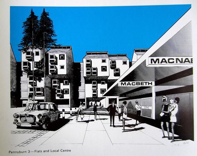 Irvine New Town in November 1967 003