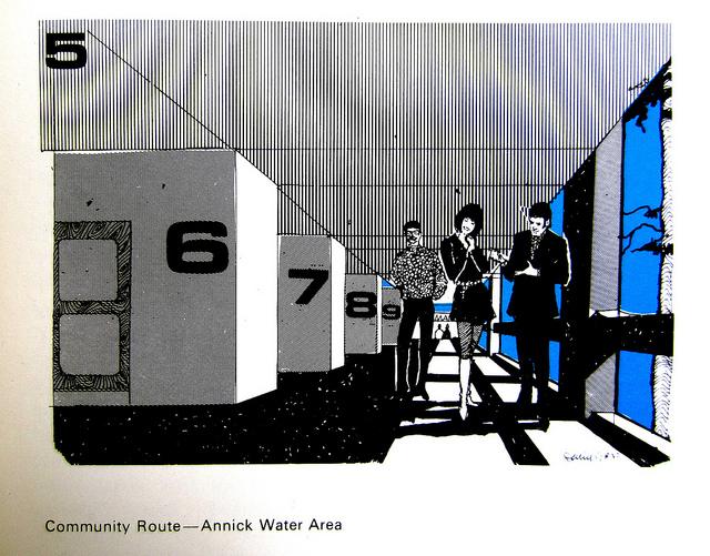 Irvine New Town in November 1967 005