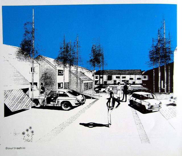 Irvine New Town in November 1967