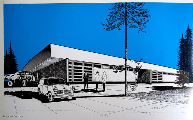 Irvine New Town in November 1967 009