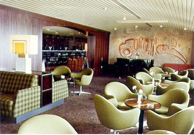 Liner 1960s